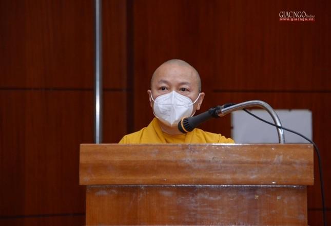 23 tình nguyện viên Phật giáo đến Bệnh viện Dã chiến thu dung và điều trị Covid-19 số 10 ảnh 3