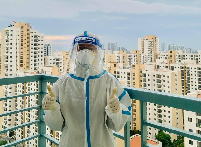 Nhật ký từ bệnh viện dã chiến: Sài Gòn sẽ khoẻ, sẽ lại xinh đẹp và hiếu khách như xưa ảnh 1