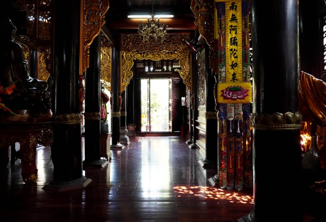 Di tích chùa Sùng Đức - Không gian xanh thiền giữa lòng TP.Thủ Đức ảnh 11