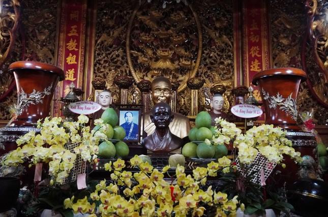 Di tích chùa Sùng Đức - Không gian xanh thiền giữa lòng TP.Thủ Đức ảnh 12