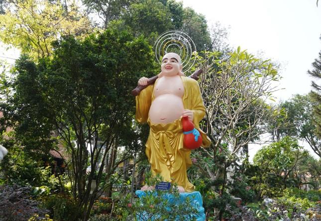 Di tích chùa Sùng Đức - Không gian xanh thiền giữa lòng TP.Thủ Đức ảnh 3
