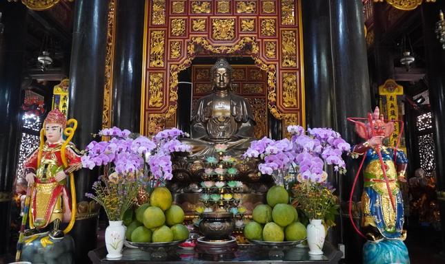 Di tích chùa Sùng Đức - Không gian xanh thiền giữa lòng TP.Thủ Đức ảnh 8