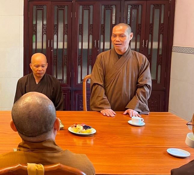 Phật giáo quận 12 họp triển khai đại hội ảnh 1