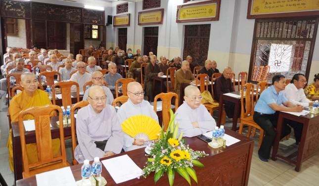 Ban Trị sự quận 12 họp mở rộng chuẩn bị tổ chức Đại hội lần thứ X ảnh 3