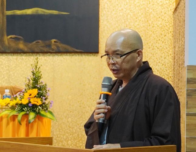 Ban Trị sự quận 12 họp mở rộng chuẩn bị tổ chức Đại hội lần thứ X ảnh 2
