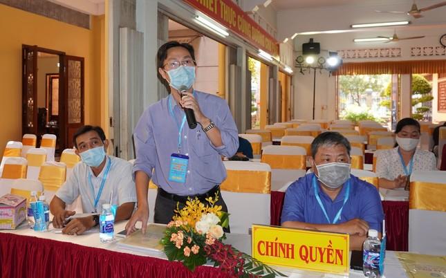 Phiên trù bị đại hội Phật giáo quận 10 nhiệm kỳ 2021-2026 ảnh 8