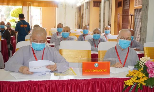 Phiên trù bị đại hội Phật giáo quận 10 nhiệm kỳ 2021-2026 ảnh 10