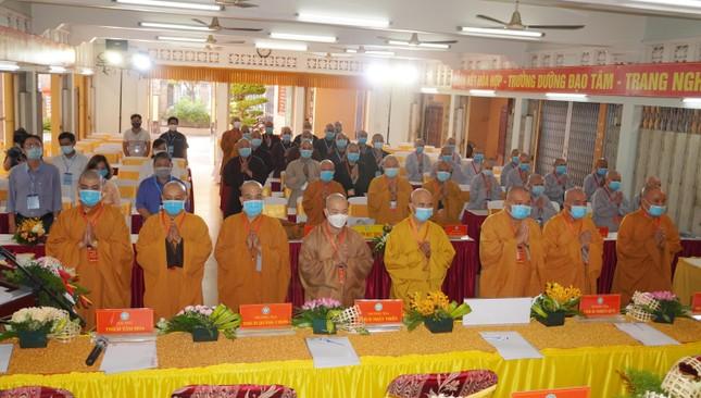 Phiên trù bị đại hội Phật giáo quận 10 nhiệm kỳ 2021-2026 ảnh 3