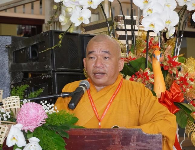 Phiên trù bị đại hội Phật giáo quận 10 nhiệm kỳ 2021-2026 ảnh 1