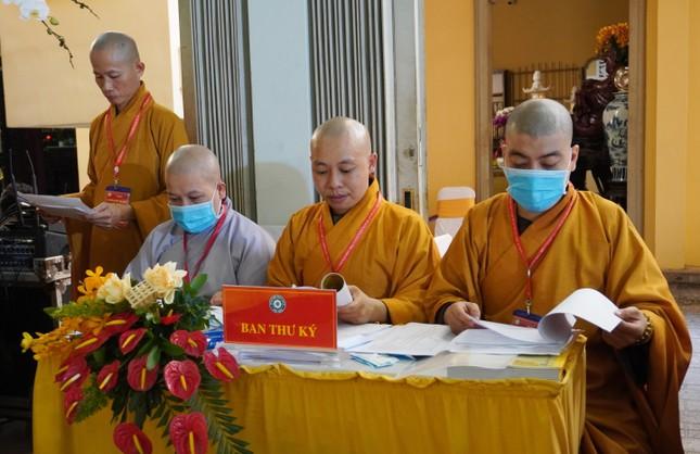 Phiên trù bị đại hội Phật giáo quận 10 nhiệm kỳ 2021-2026 ảnh 5