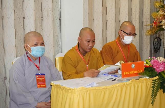 Phiên trù bị đại hội Phật giáo quận 10 nhiệm kỳ 2021-2026 ảnh 4
