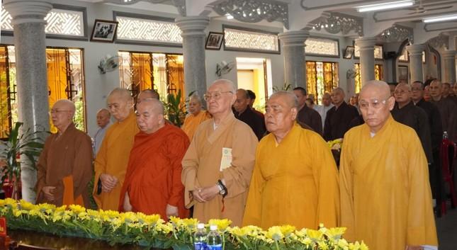 Phật giáo quận Gò Vấp sẵn sàng cho đại hội chính thức vào sáng mai, 7-4 ảnh 1