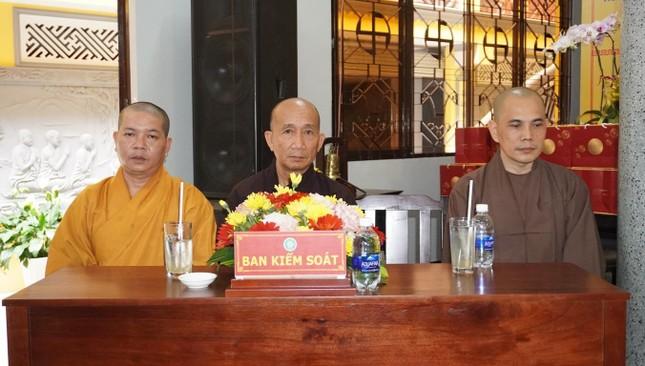 Phật giáo quận Gò Vấp sẵn sàng cho đại hội chính thức vào sáng mai, 7-4 ảnh 8