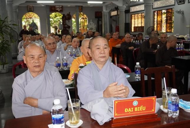 Phật giáo quận Gò Vấp sẵn sàng cho đại hội chính thức vào sáng mai, 7-4 ảnh 10