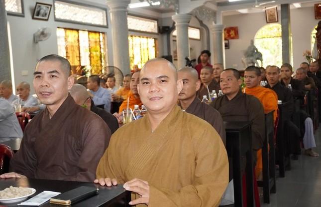 Phật giáo quận Gò Vấp sẵn sàng cho đại hội chính thức vào sáng mai, 7-4 ảnh 9