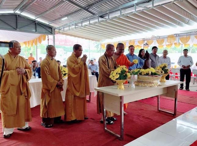 Họp mặt trước thềm Tết cổ truyền đồng bào Khmer tại chùa Tông Kim Quang ảnh 3