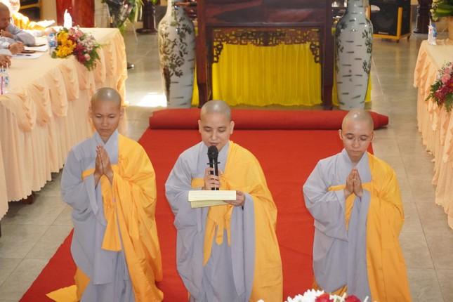 Bình Dương: Bổ nhiệm trụ trì chùa Huỳnh Mai, thành phố Dĩ An ảnh 2