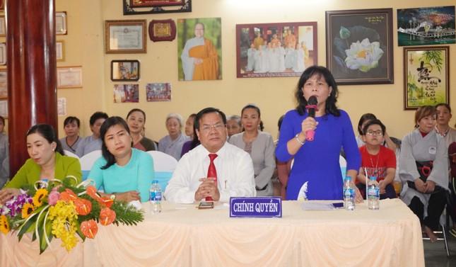 Bình Dương: Bổ nhiệm trụ trì chùa Huỳnh Mai, thành phố Dĩ An ảnh 3