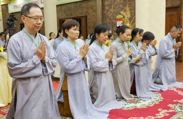 TP.HCM: Khai giảng Lớp giới Bồ-tát dành cho Phật tử tại chùa Minh Đạo ảnh 2