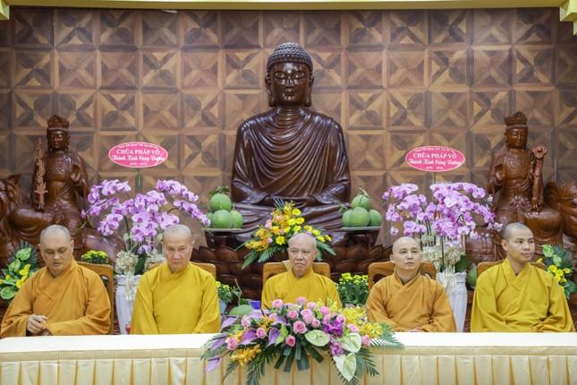 TP.HCM: Khai giảng Lớp giới Bồ-tát dành cho Phật tử tại chùa Minh Đạo ảnh 1