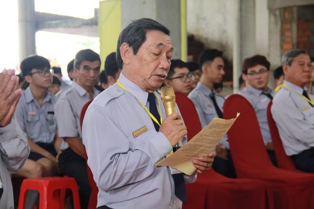 Phân ban Hướng dẫn Gia đình Phật tử TP.HCM trang nghiêm tổ chức lễ hiệp kỵ tiền nhân ảnh 3