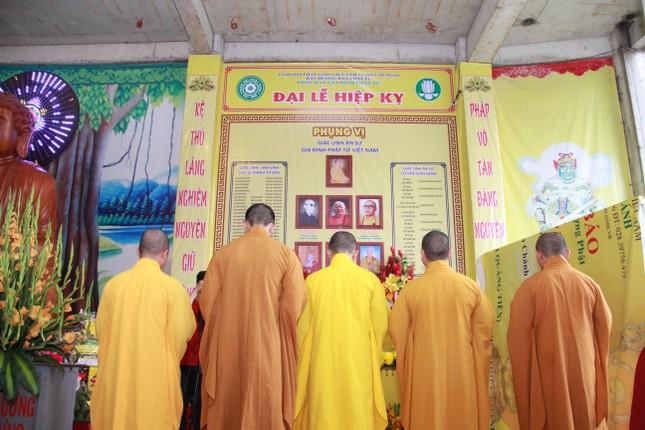 Phân ban Hướng dẫn Gia đình Phật tử TP.HCM trang nghiêm tổ chức lễ hiệp kỵ tiền nhân ảnh 4
