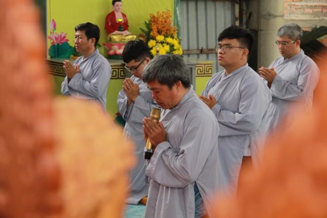 Phân ban Hướng dẫn Gia đình Phật tử TP.HCM trang nghiêm tổ chức lễ hiệp kỵ tiền nhân ảnh 9