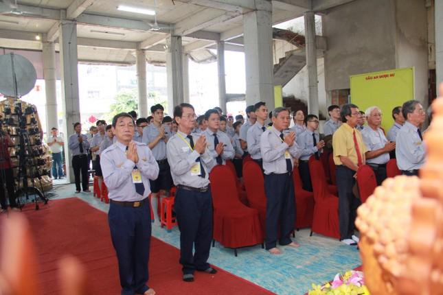 Phân ban Hướng dẫn Gia đình Phật tử TP.HCM trang nghiêm tổ chức lễ hiệp kỵ tiền nhân ảnh 5