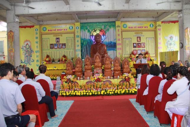 Phân ban Hướng dẫn Gia đình Phật tử TP.HCM trang nghiêm tổ chức lễ hiệp kỵ tiền nhân ảnh 2