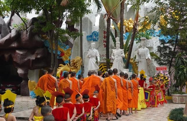 Chùa Kỳ Quang 2 tổ chức lễ giỗ Quốc Tổ Hùng Vương ảnh 1