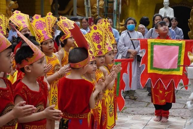 Chùa Kỳ Quang 2 tổ chức lễ giỗ Quốc Tổ Hùng Vương ảnh 2