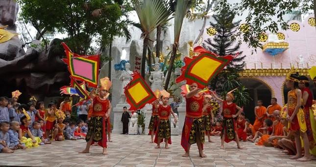 Chùa Kỳ Quang 2 tổ chức lễ giỗ Quốc Tổ Hùng Vương ảnh 4