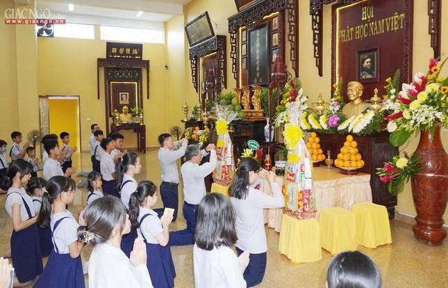 Tưởng niệm cư sĩ Chánh Trí Mai Thọ Truyền tại chùa Xá Lợi ảnh 4