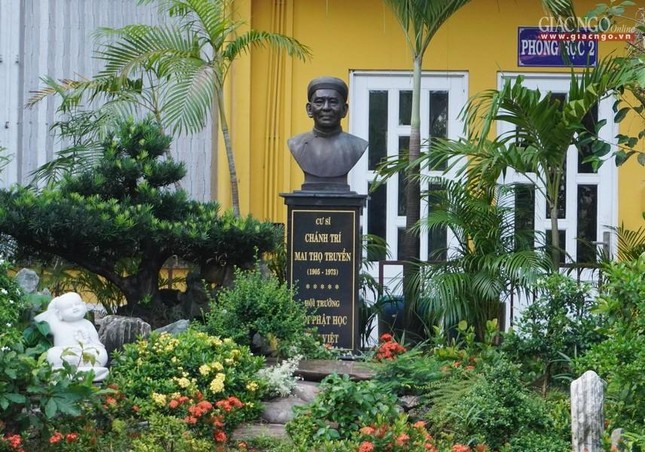 Tưởng niệm cư sĩ Chánh Trí Mai Thọ Truyền tại chùa Xá Lợi ảnh 6
