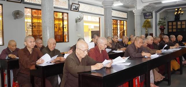 Phật giáo quận Gò Vấp triển khai kế hoạch Đại lễ Phật đản và An cư kiết hạ PL.2565 ảnh 4