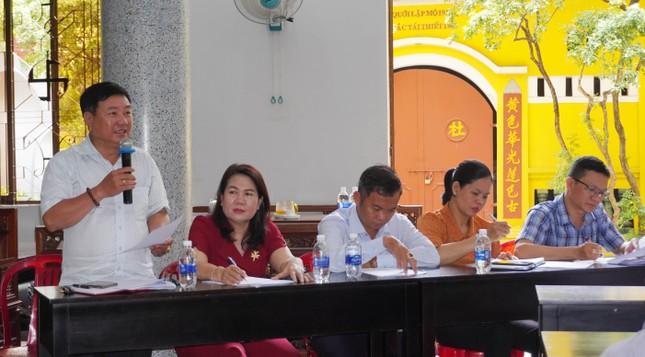 Phật giáo quận Gò Vấp triển khai kế hoạch Đại lễ Phật đản và An cư kiết hạ PL.2565 ảnh 2