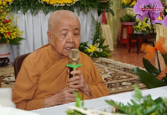 Tưởng niệm cố Ni trưởng Huỳnh Liên, Ni trưởng Tân Liên làm Trưởng Ni giới hệ phái Khất sĩ ảnh 2