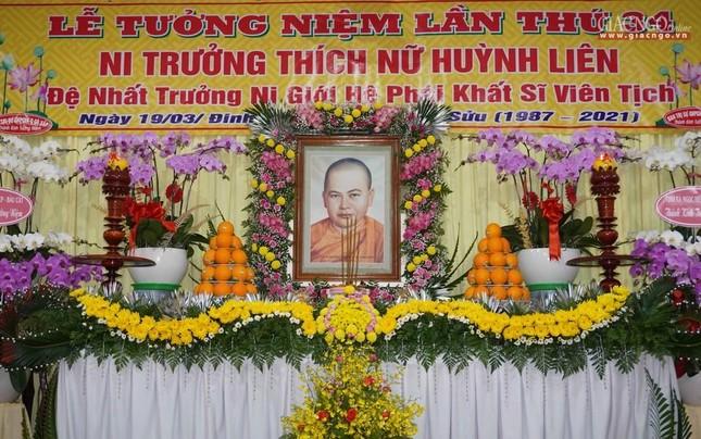 Tưởng niệm cố Ni trưởng Huỳnh Liên, Ni trưởng Tân Liên làm Trưởng Ni giới hệ phái Khất sĩ ảnh 1