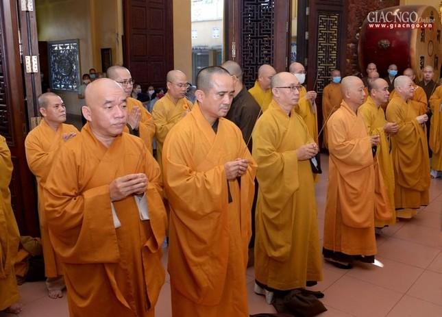 Tưởng niệm 25 năm ngày Thượng tọa Thích Minh Phát viên tịch tại tổ đình Ấn Quang ảnh 8