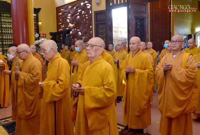 Tưởng niệm 25 năm ngày Thượng tọa Thích Minh Phát viên tịch tại tổ đình Ấn Quang ảnh 3