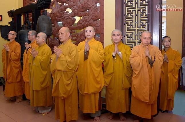 Tưởng niệm 25 năm ngày Thượng tọa Thích Minh Phát viên tịch tại tổ đình Ấn Quang ảnh 11
