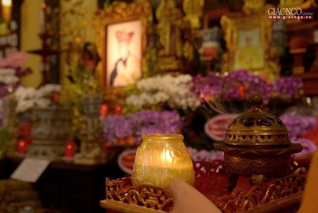 Tưởng niệm 25 năm ngày Thượng tọa Thích Minh Phát viên tịch tại tổ đình Ấn Quang ảnh 7