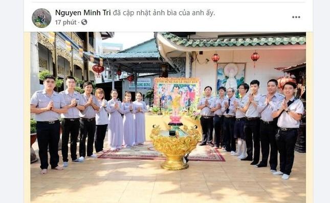Bạn trẻ thay đổi hình đại diện trên facebook Kính mừng Phật đản Phật lịch 2565 ảnh 7