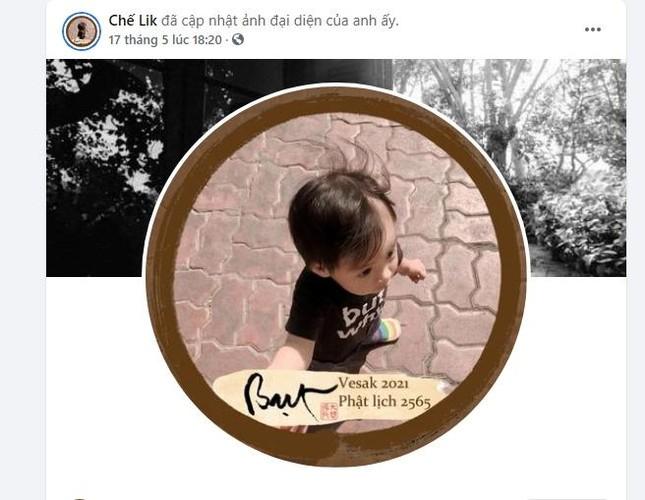 Bạn trẻ thay đổi hình đại diện trên facebook Kính mừng Phật đản Phật lịch 2565 ảnh 8