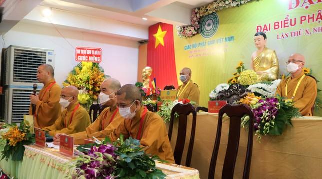 Phiên trù bị Đại hội đại biểu Phật giáo quận 5 nhiệm kỳ 2021-2026 ảnh 4