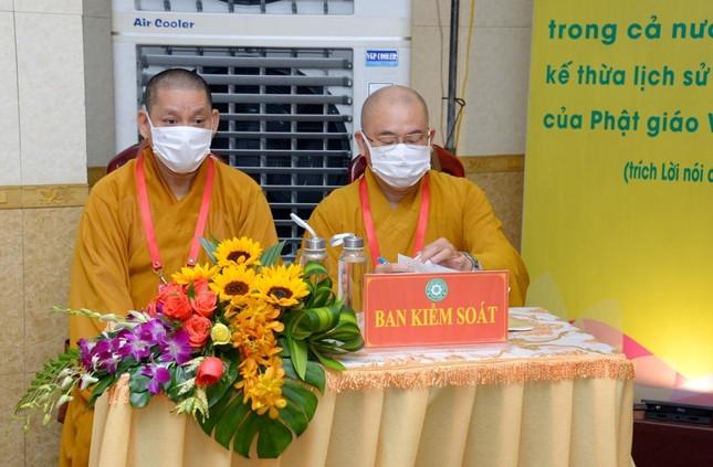 Thượng tọa Thích Truyền Cường được tái suy cử Trưởng ban Trị sự Phật giáo quận 5 ảnh 14