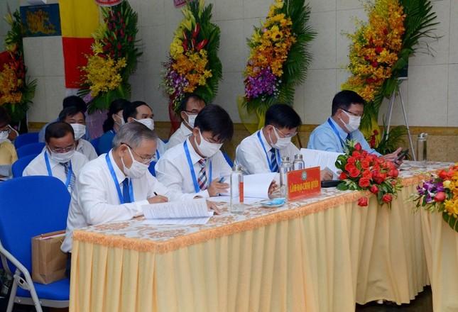 Thượng tọa Thích Truyền Cường được tái suy cử Trưởng ban Trị sự Phật giáo quận 5 ảnh 13