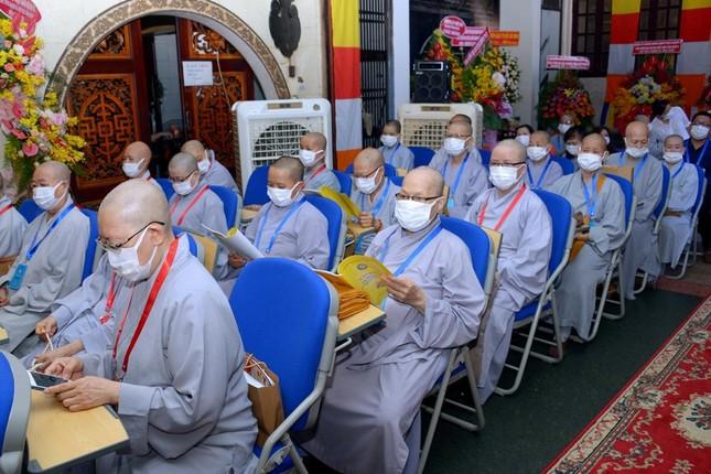 Thượng tọa Thích Truyền Cường được tái suy cử Trưởng ban Trị sự Phật giáo quận 5 ảnh 12