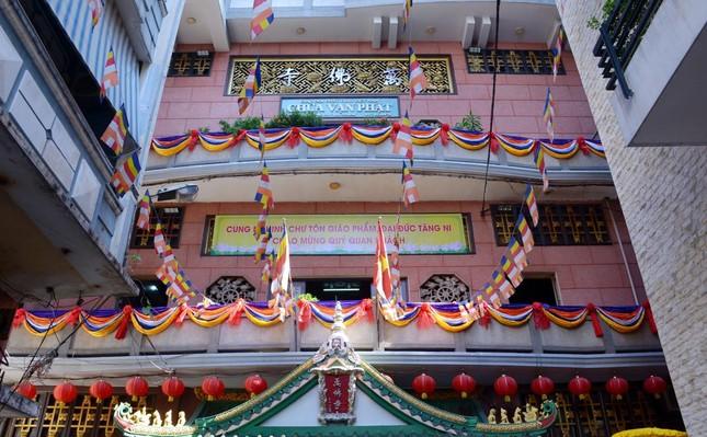 Thượng tọa Thích Truyền Cường được tái suy cử Trưởng ban Trị sự Phật giáo quận 5 ảnh 9
