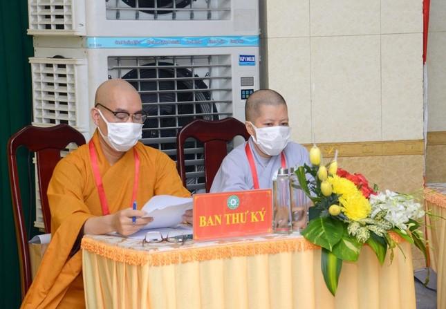 Thượng tọa Thích Truyền Cường được tái suy cử Trưởng ban Trị sự Phật giáo quận 5 ảnh 15